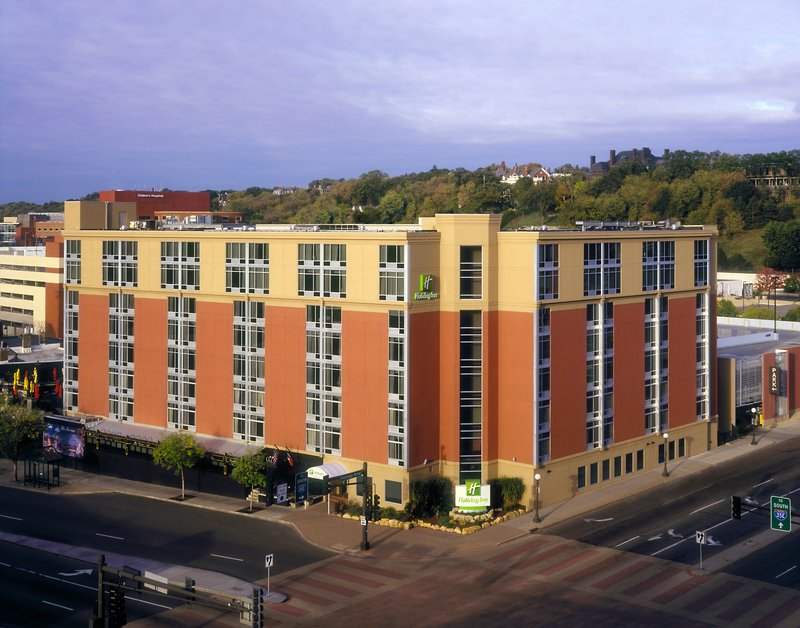 Holiday Inn St. Paul Downtown-Welcome to the Holiday Inn St. Paul Downtown, MN!<br/>Image from Leonardo