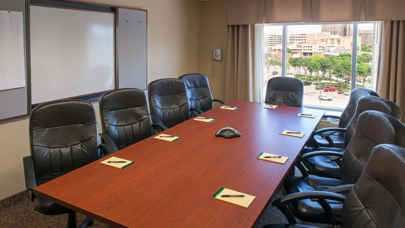 Holiday Inn St. Paul Downtown-Boardroom at the Holiday Inn St. Paul Downtown, MN<br/>Image from Leonardo