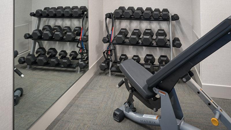 Holiday Inn St. Paul Downtown-Get your workout in at the Holiday Inn St. Paul Downtown!<br/>Image from Leonardo