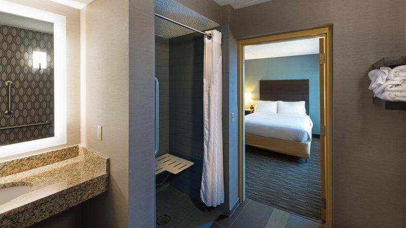 Holiday Inn St. Paul Downtown-Newly renovated guest rooms at the Holiday Inn St. Paul Downtown<br/>Image from Leonardo