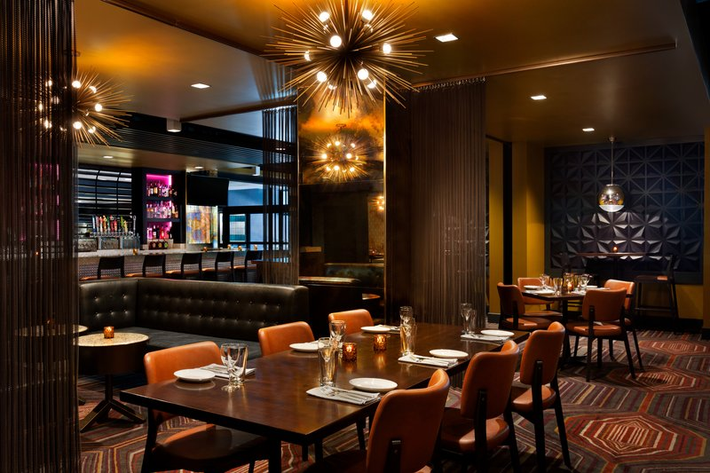 InterContinental Saint Paul Riverfront-Warm and inviting dining area<br/>Image from Leonardo