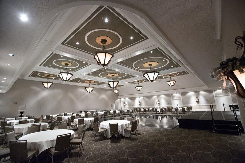 InterContinental Saint Paul Riverfront-Minnesota Ballroom<br/>Image from Leonardo