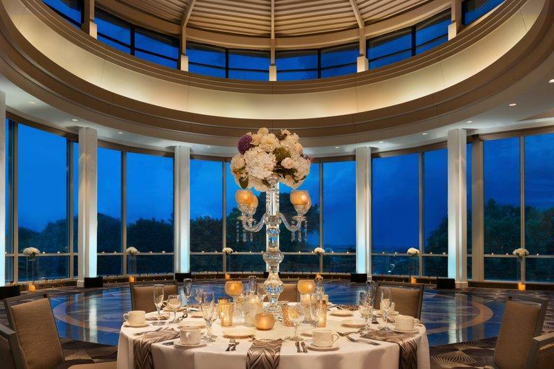 InterContinental Saint Paul Riverfront-Ballroom with sweeping views<br/>Image from Leonardo