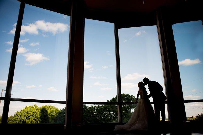 InterContinental Saint Paul Riverfront-Wedding in Great River Ballroom<br/>Image from Leonardo