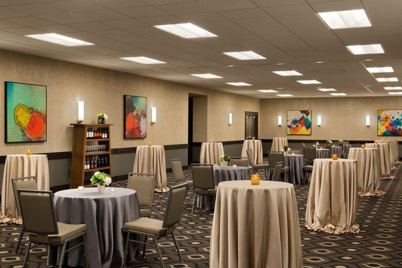 InterContinental Saint Paul Riverfront-Banquet Room<br/>Image from Leonardo