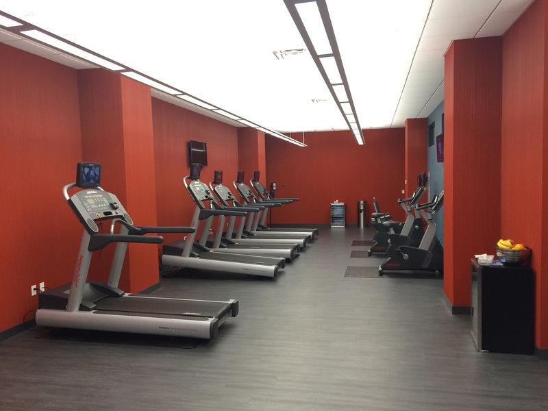 InterContinental Saint Paul Riverfront-Fitness Center Cardio<br/>Image from Leonardo