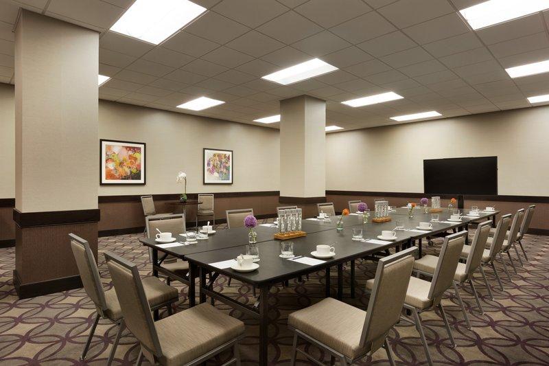 InterContinental Saint Paul Riverfront-Meeting Room board room style<br/>Image from Leonardo