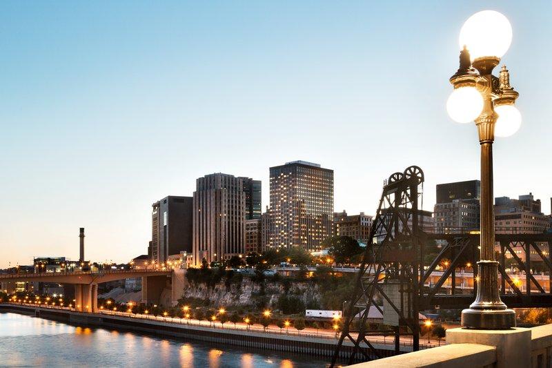 InterContinental Saint Paul Riverfront-Beautiful riverfront view<br/>Image from Leonardo