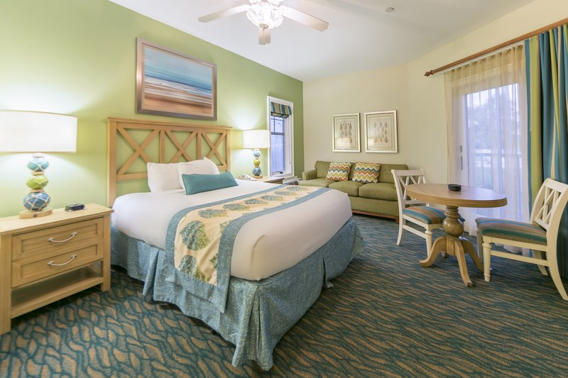 Holiday Inn Club Vacations South Beach Resort-Relax in a one queen bed studio<br/>Image from Leonardo
