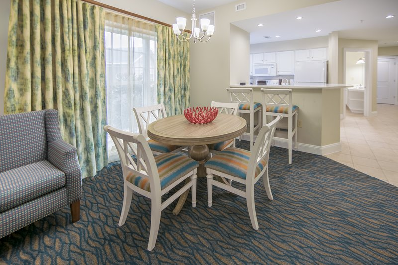 Holiday Inn Club Vacations South Beach Resort-Fully equipped kitchen and living/dining area <br/>Image from Leonardo