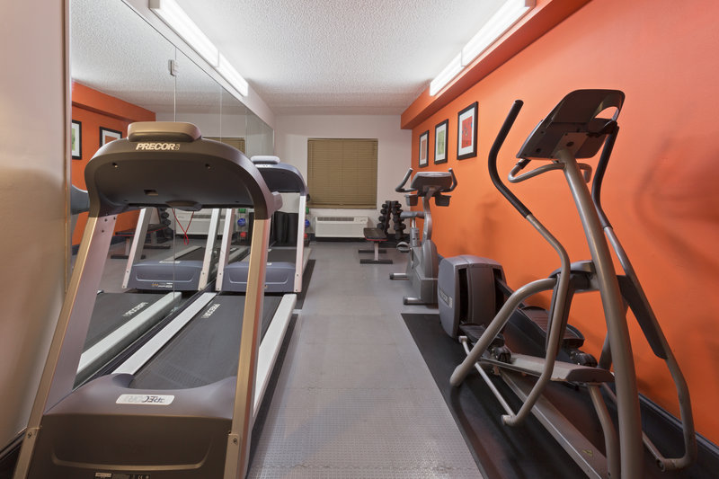 Holiday Inn Express & Suites Tampa-I-75 @ Bruce B. Downs-Fitness Center<br/>Image from Leonardo
