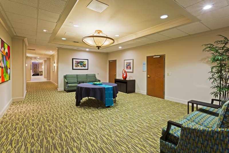Holiday Inn Express & Suites Tampa-I-75 @ Bruce B. Downs-Pre-function Area<br/>Image from Leonardo
