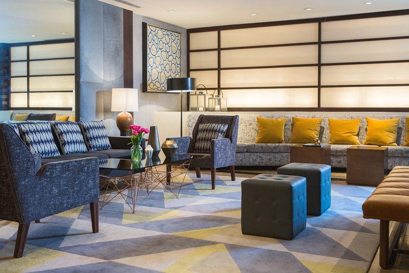 Kimpton Hotel Palomar DC - Suite Sitting Area <br/>Image from Leonardo