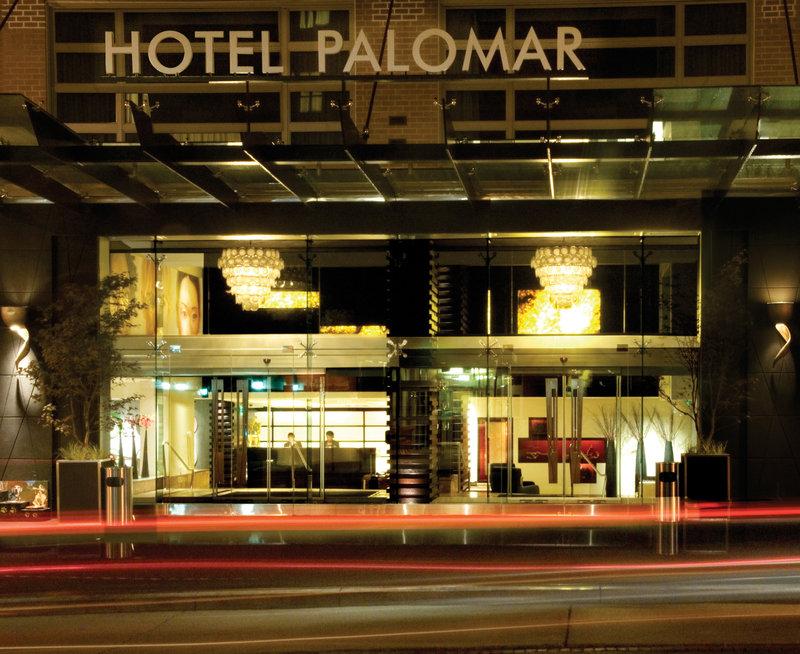 Kimpton Hotel Palomar DC - Hotel Exterior <br/>Image from Leonardo