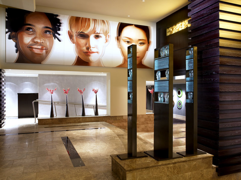 Kimpton Hotel Palomar DC - Hotel Lobby <br/>Image from Leonardo