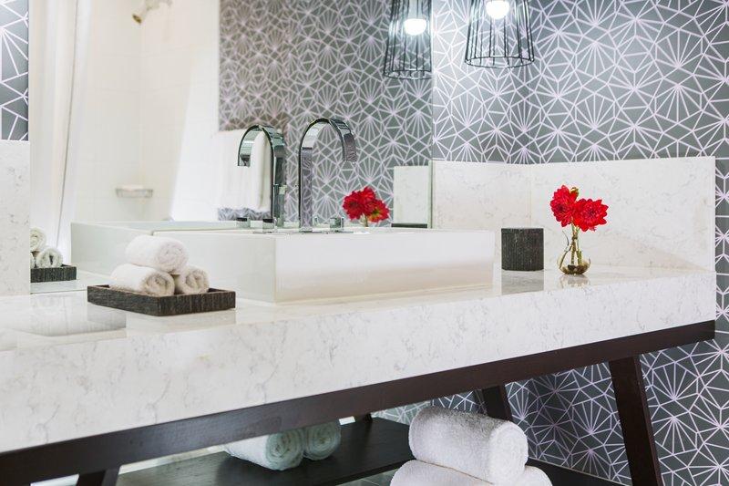 Kimpton Hotel Palomar DC - Bathroom Vanity <br/>Image from Leonardo