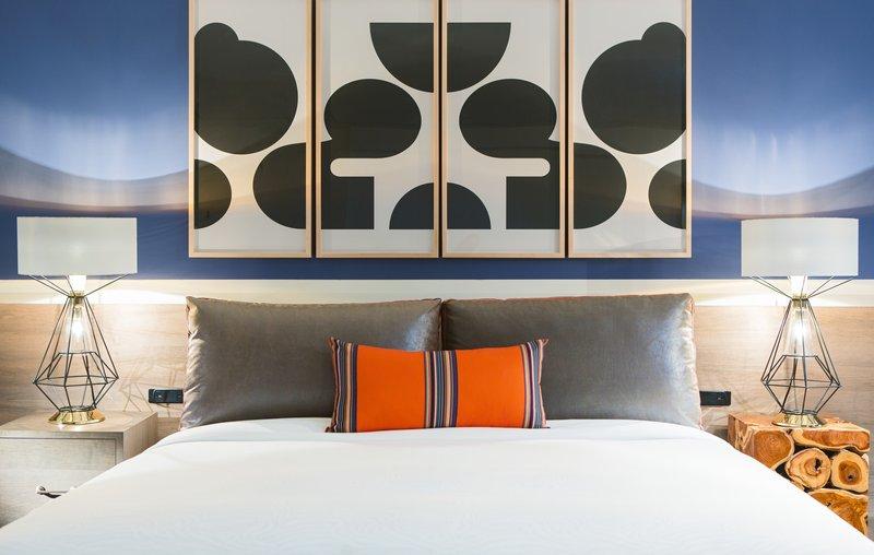 Kimpton Hotel Palomar DC - Guest Room <br/>Image from Leonardo
