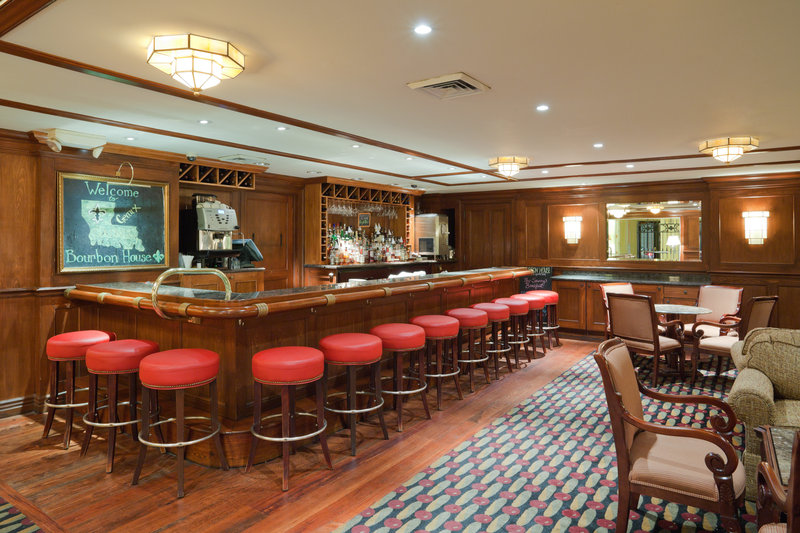Astor Crowne Plaza French Quarter - Bar and Lounge <br/>Image from Leonardo