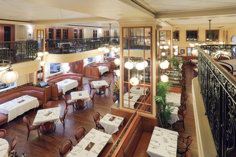 Astor Crowne Plaza French Quarter - Dickie Brennans Bourbon House <br/>Image from Leonardo