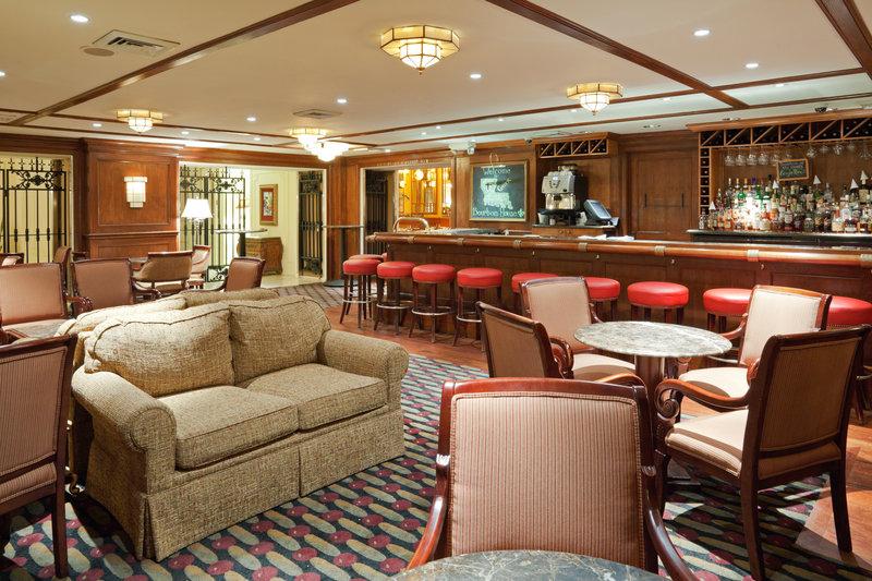 Astor Crowne Plaza French Quarter - Lobby Bar <br/>Image from Leonardo
