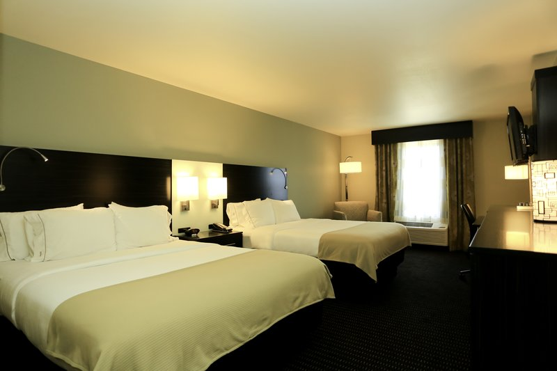 Holiday Inn Express & Suites Marion Northeast-Guest Room #2<br/>Image from Leonardo