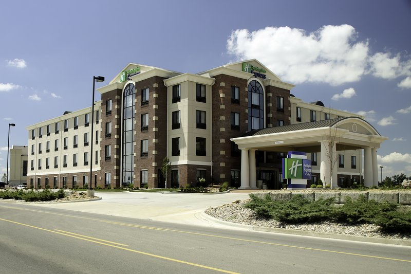 Holiday Inn Express & Suites Marion Northeast-Hotel Exterior #2<br/>Image from Leonardo