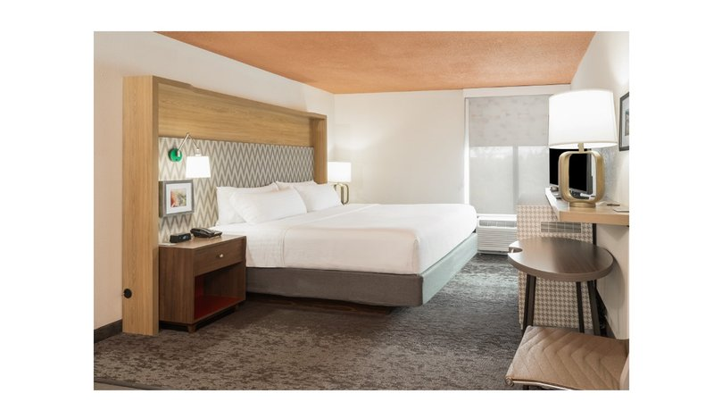 Holiday Inn Roanoke - Valley View-Our King room with all the comforts of home<br/>Image from Leonardo