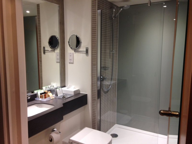 Holiday Inn Warrington-Our newly refurbished bathrooms<br/>Image from Leonardo