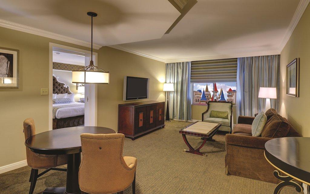 Excalibur Hotel and Casino - Resort Luxury Suite <br/>Image from Leonardo
