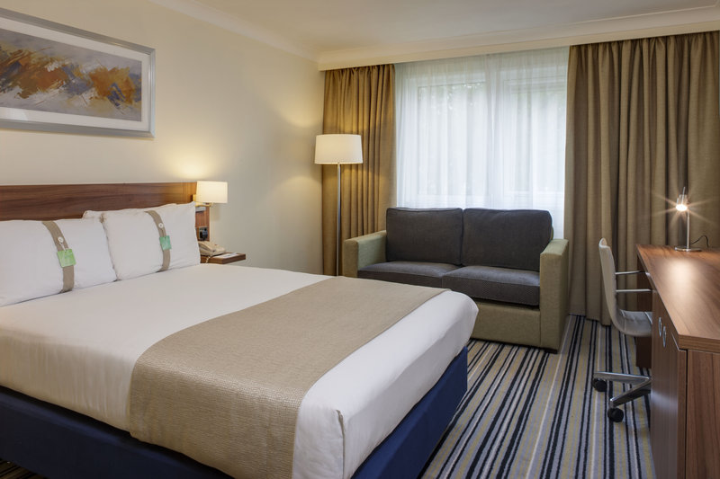 Holiday Inn Rochester - Chatham-Guest Room<br/>Image from Leonardo