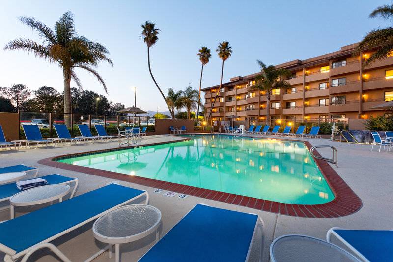 Holiday Inn Hotel & Suites Santa Maria-Largest pool in Santa Maria<br/>Image from Leonardo