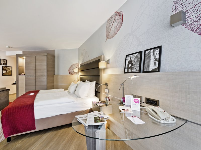 Crowne Plaza Hannover-Executive room with 45 m²<br/>Image from Leonardo