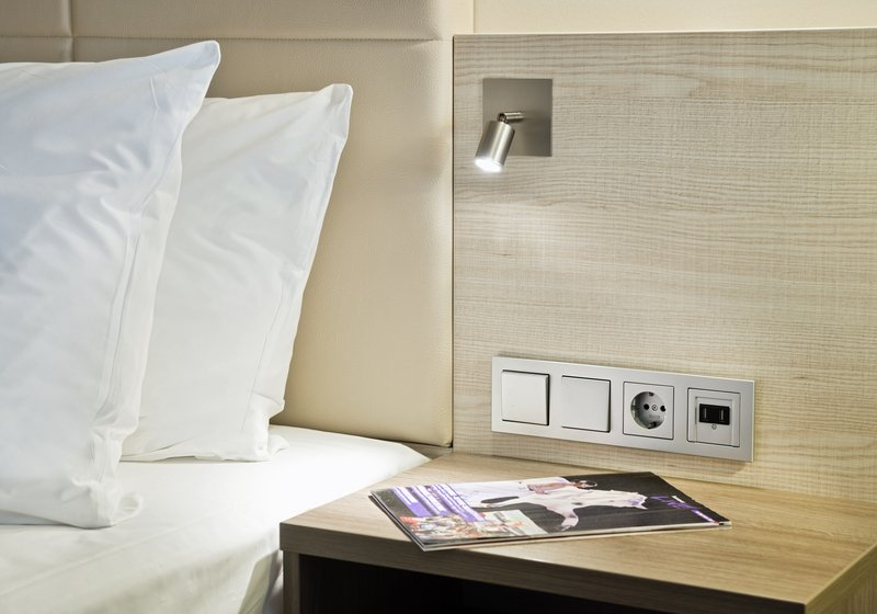 Crowne Plaza Hannover-Completely connected in all rooms<br/>Image from Leonardo