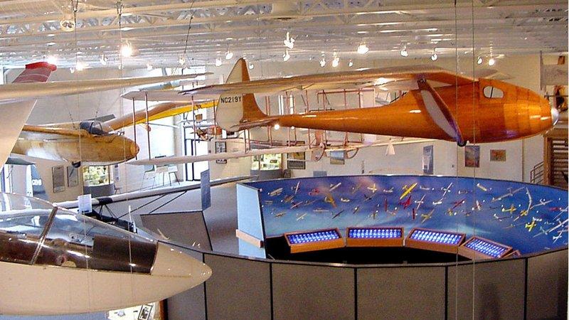 Holiday Inn Elmira - Riverview-National Soaring Museum - preserving history of motorless flight<br/>Image from Leonardo