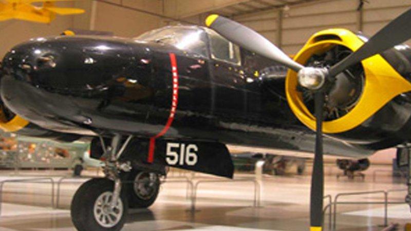 Holiday Inn Elmira - Riverview-Wings of Eagles Discovery Center - Elmira NY Aviation History<br/>Image from Leonardo