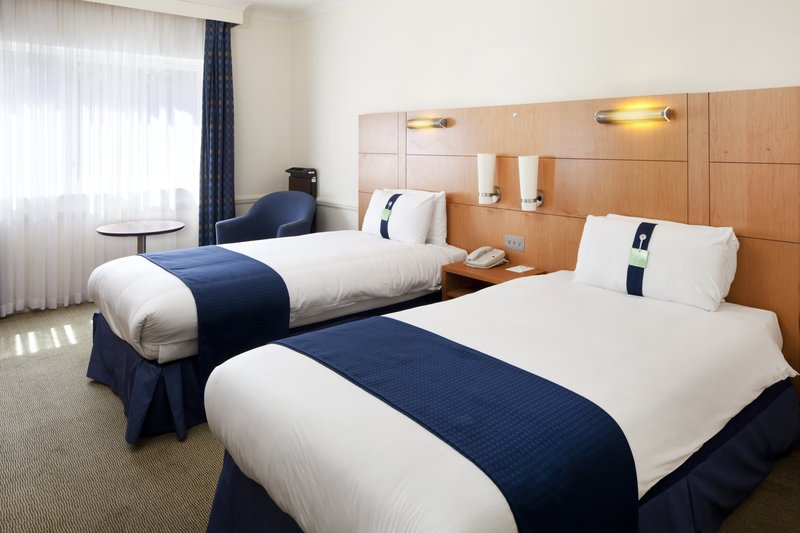 Holiday Inn Guildford-Single Bed Guest Room<br/>Image from Leonardo