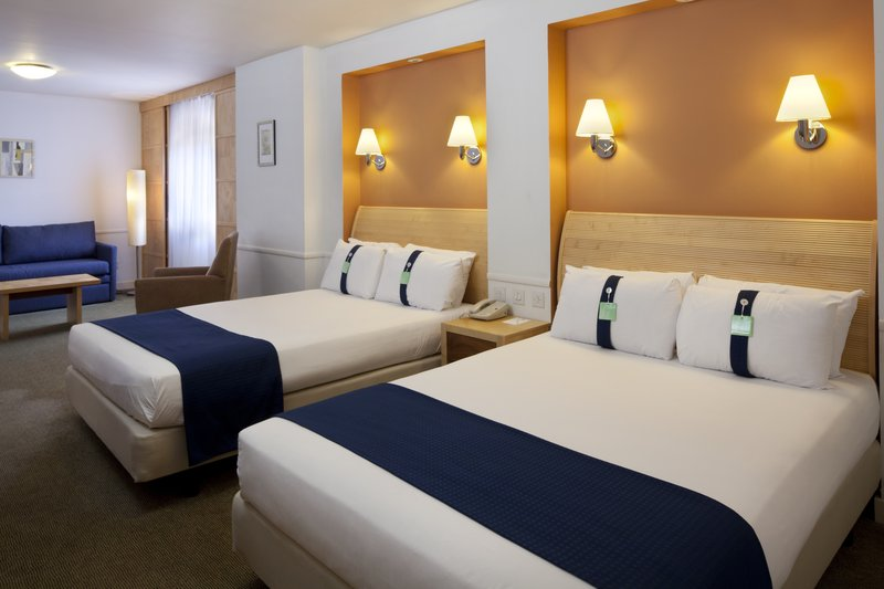 Holiday Inn Guildford-Junior Suite, 2 Double Bed Executive Room<br/>Image from Leonardo