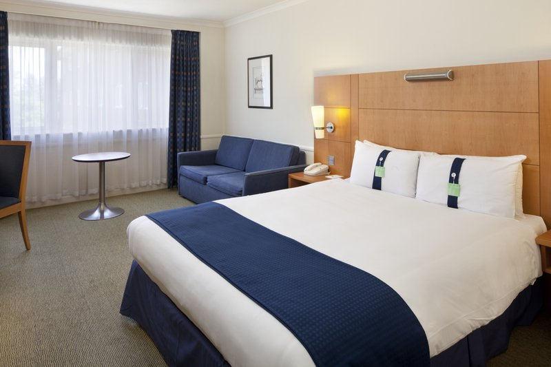 Holiday Inn Guildford-Standard Double Family Guest Room<br/>Image from Leonardo