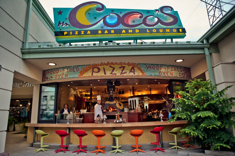 Holiday Inn Niagara Falls - by the Falls-Wood Fire Pizza cooked in front of you.<br/>Image from Leonardo