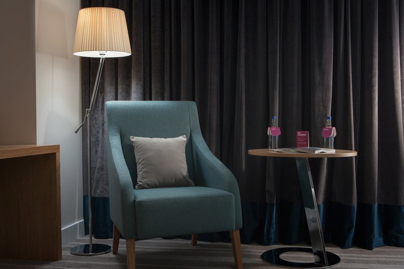 Crowne Plaza Newcastle - Stephenson Quarter-Bedroom Feature Armchair<br/>Image from Leonardo