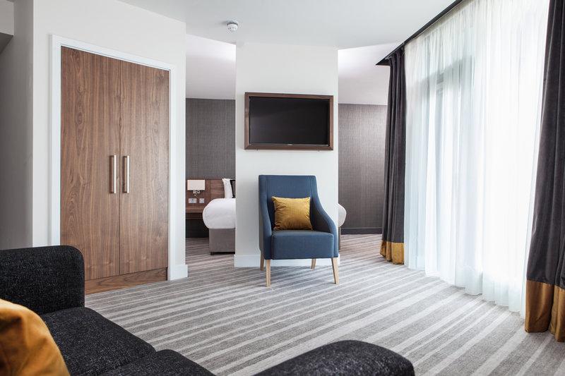 Crowne Plaza Newcastle - Stephenson Quarter-Junior Suite<br/>Image from Leonardo