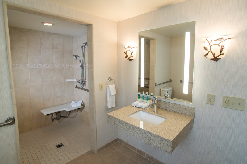 Holiday Inn Express South Lake Tahoe-Wheelchair Accessible<br/>Image from Leonardo