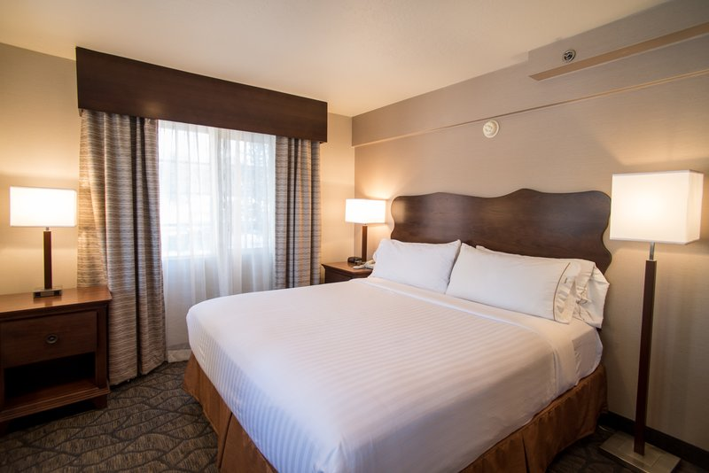 Holiday Inn Express South Lake Tahoe-Queen Bed Guest Room<br/>Image from Leonardo