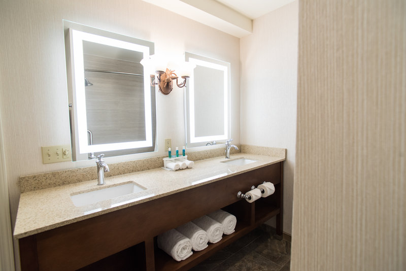 Holiday Inn Express South Lake Tahoe-Bathroom Amenities<br/>Image from Leonardo