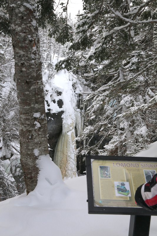Holiday Inn Express Deer Lake-Sinkhole - Credit to NL Tourism<br/>Image from Leonardo