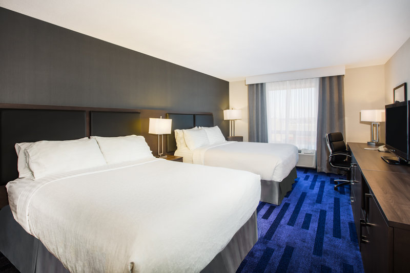 Holiday Inn Hotel & Suites Grande Prairie-Conference Ctr-Guest Room <br/>Image from Leonardo