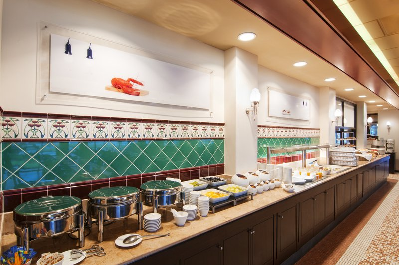 Holiday Inn Eindhoven-Breakfast area - Get off to a good start of the day<br/>Image from Leonardo