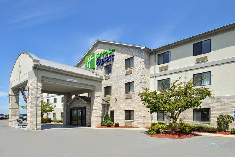 Holiday Inn Express Morgantown-Welcome. Holiday Inn Express, Morgantown<br/>Image from Leonardo
