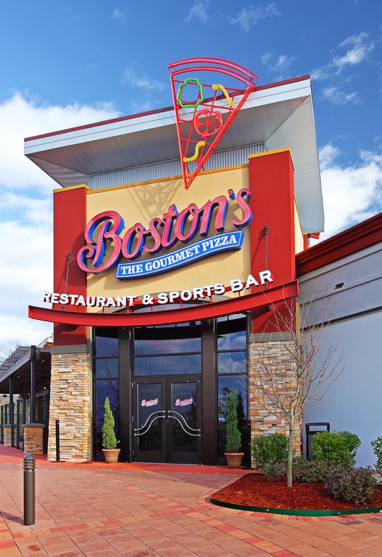 Holiday Inn Little Rock - Airport - Conf Ctr-Boston's is famous for pizza, but has a full menu.<br/>Image from Leonardo