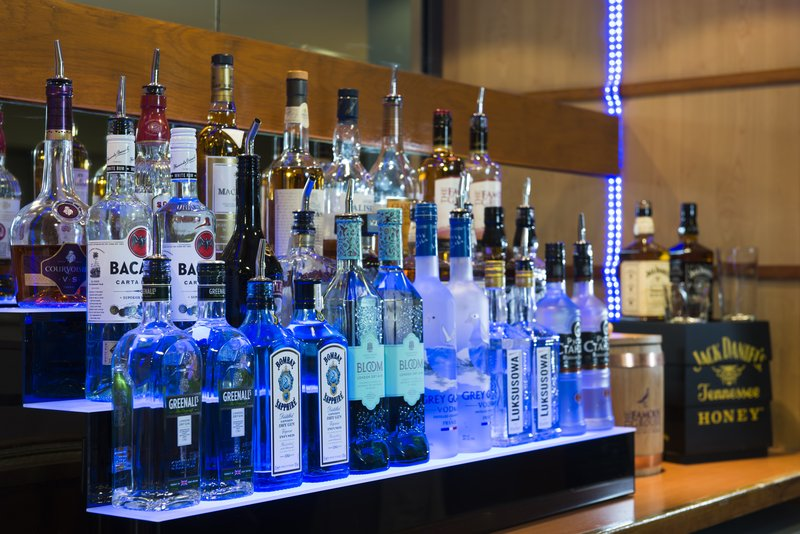 Holiday Inn Express Swansea - East-Enjoy one of our premium spirits available from our licensed bar<br/>Image from Leonardo